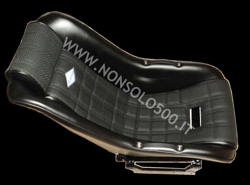 Sedili anteriori sportivi replica bordigari per fiat 500 d for Tappezzeria prezzi
