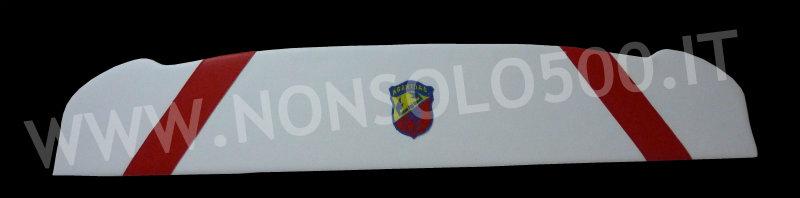 Mensola posteriore porta casse fiat 500 replica abarth 595 695 ss