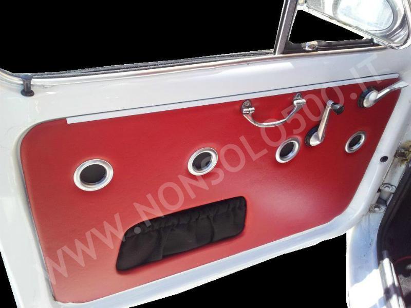 Kit Pannelli Porta E Passaruota Per Fiat 500 D 39 Epoca D F L